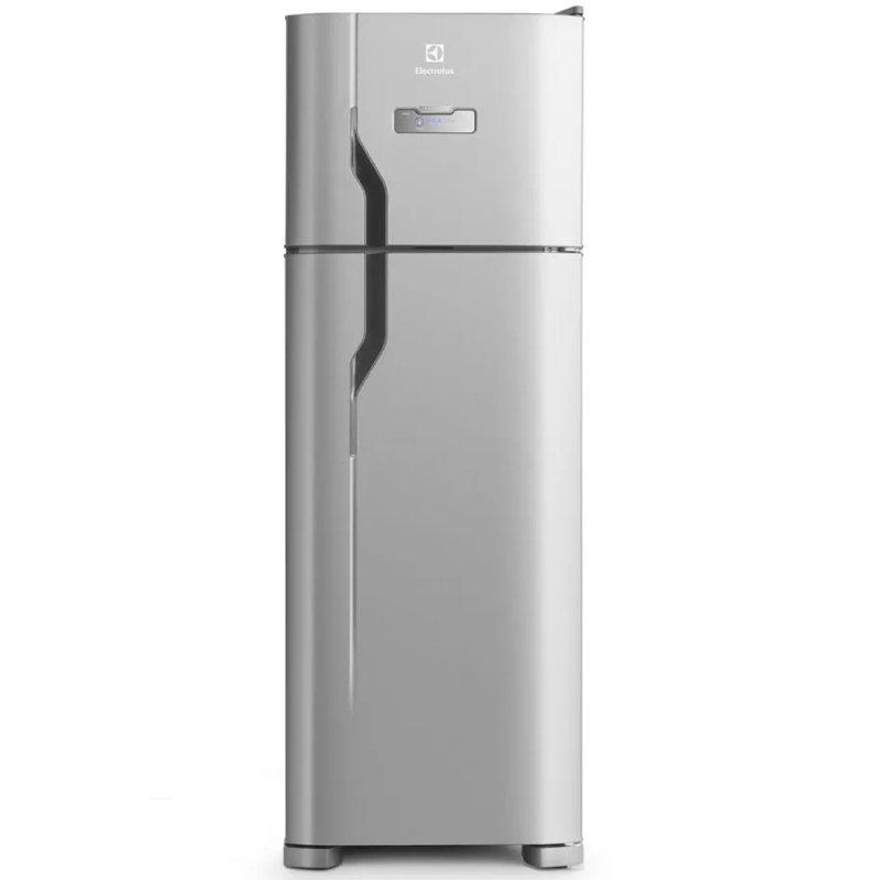Geladeira Frost Free Electrolux DFX39 310L Inox 127V