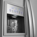 Geladeira/Refrigerador Side By Side Frost Free Inox 504L Electrolux (SS72X)