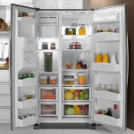 Geladeira Refrigerador Side By Side Electrolux Frost Free 504L Inox SS72X 127V