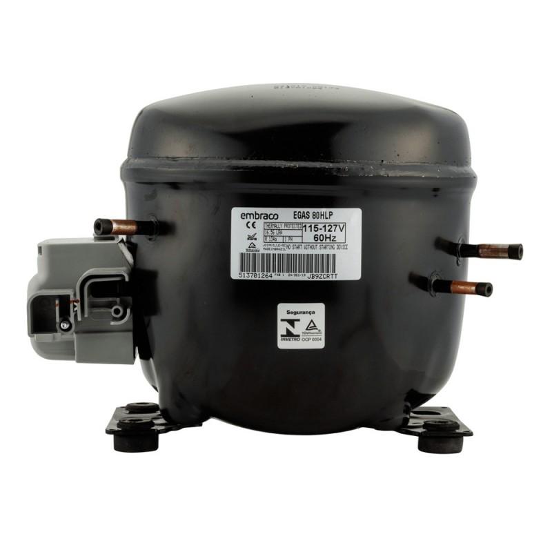 Compressor 127V para Refrigerador Electrolux