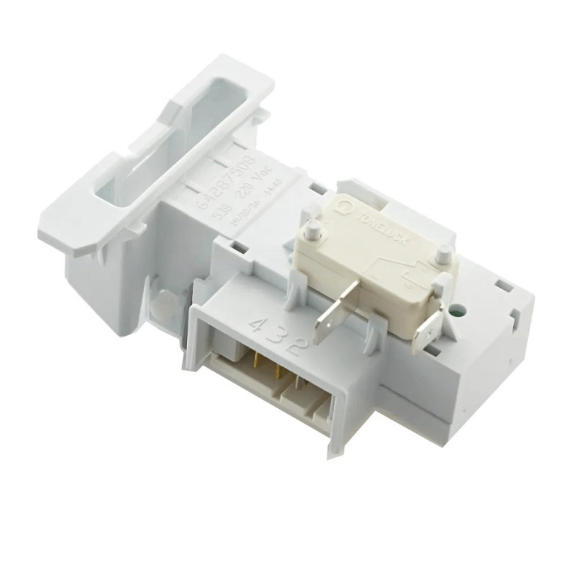 Dispositivo Trava Tampa Lavadora Electrolux LT12F LT15F LTE09