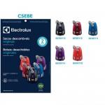 Kit c/ 3 Sacos Descartáveis p/ Aspiradores de Pó Modelos: Berry Electrolux (SBEBE)