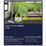 Kit Filtro Hepa Original para Aspiradores de Pó LIT21 Electrolux (EF123LA)