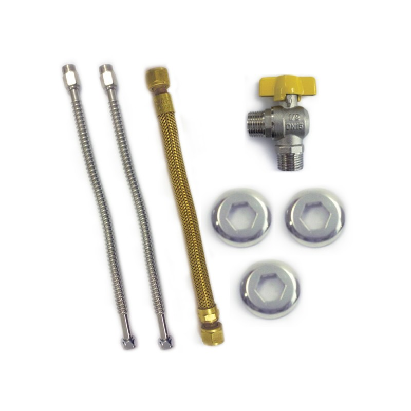 Kit P/ Instalação de Aquecedor Tubo Gas 3/4 (AQ36L/AQ36N)