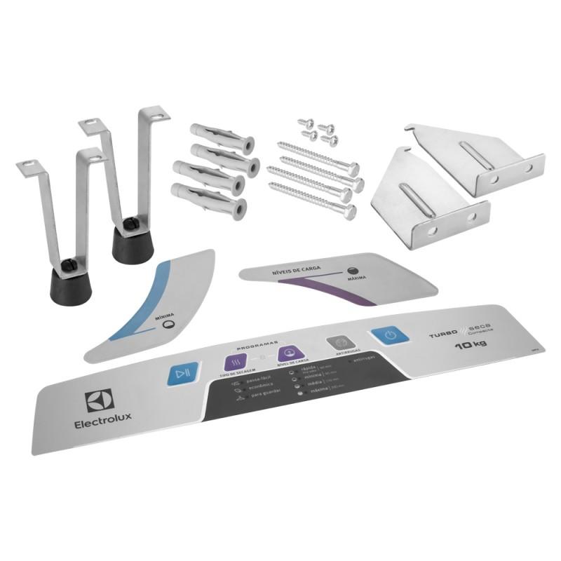 Kit para Instalação Secadora SVP10 na Parede