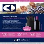 Porta Vinho / Wine Bag Electrolux