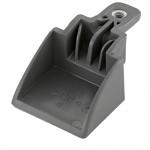 Suporte Inferior Puxador Inox Refrigerador Electrolux - DF42X DW42X