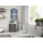 Bebedouro de Água cor Prata Com Compressor Electrolux 127V (BC21X)