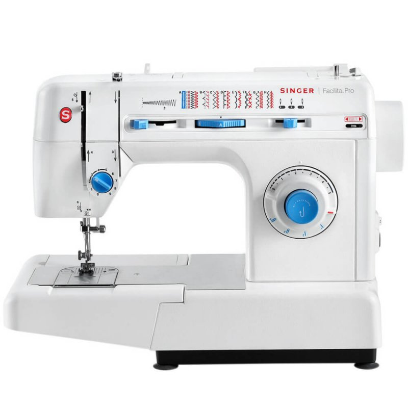 Máquina de Costura Portátil Singer Facilita Pro 2918 220V Branca para Uso doméstico