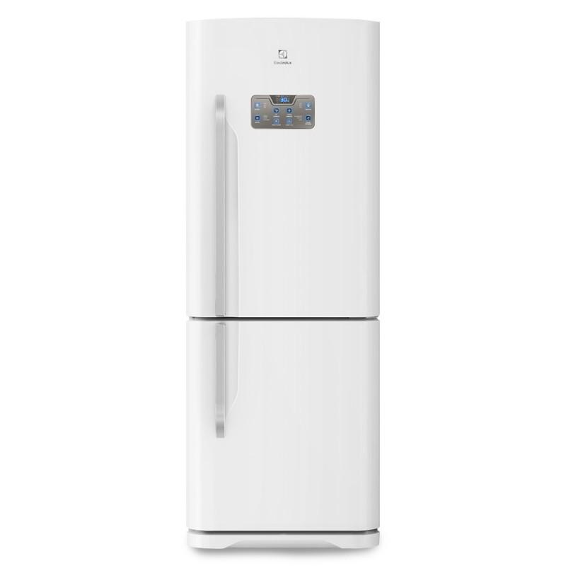 Geladeira Frost Free Bottom Freezer Inverter Branco 454 Litros 220V (IB53)