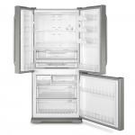 Geladeira/Refrigerador French Door Inox 579L Electrolux 127V (DM84X)