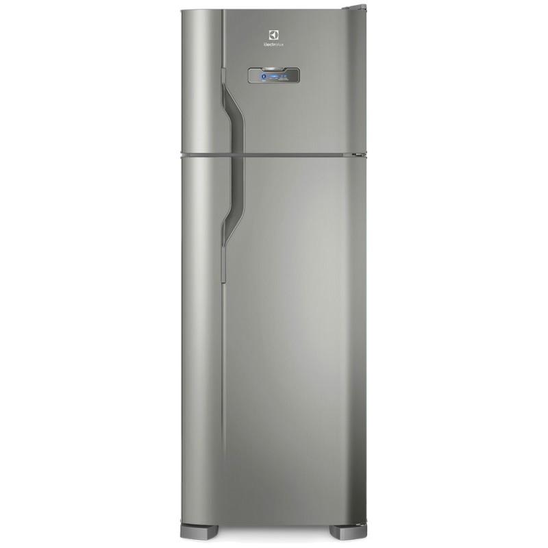 Geladeira/Refrigerador Frost Free Cor Inox 310L Electrolux 220V (TF39S)
