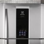 Geladeira Refrigerador Infinity Electrolux Frost Free 553L Inox DF82X 127V