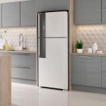 Geladeira Refrigerador Electrolux Inverter Top Freezer 431L Branco IF55 220V
