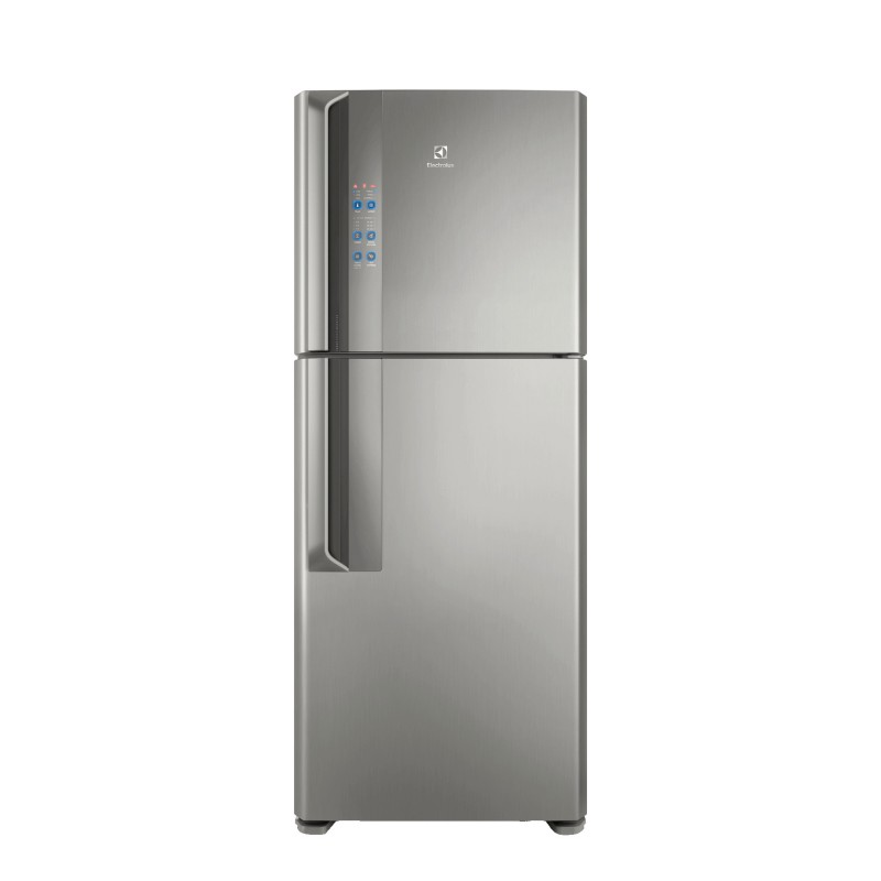 Geladeira/Refrigerador Inverter Top Freezer 431L Platinum 220V (IF55S)
