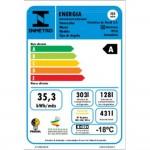 Geladeira Refrigerador Electrolux Inverter Top Freezer 431L Platinum IF55S 220V