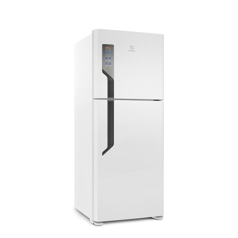 Geladeira Refrigerador Electrolux Top Freezer 431L Branco TF55 127V