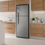 Geladeira/Refrigerador Electrolux Top Freezer 431L Platinum 220V (TF55S)