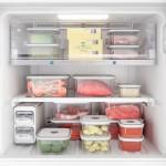 Geladeira/Refrigerador Electrolux Top Freezer 474L Platinum 127V (DF56S)