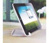 Suporte para Tablet e Ipad Loctek PAD003 / Universal / Prateado / Anti -deslizante / Resistente