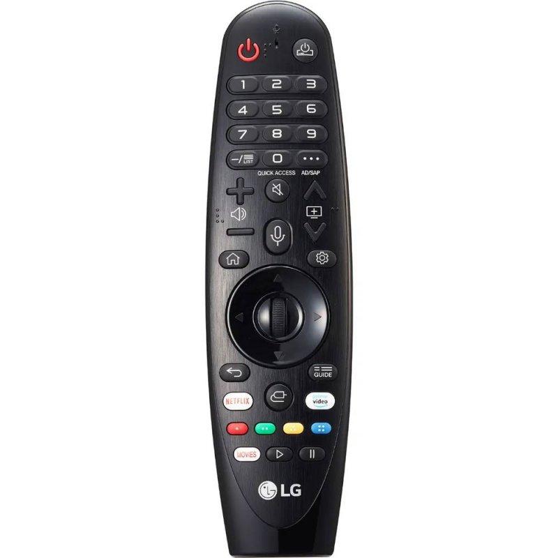 Controle LG Smart Magic MR20GA Preto