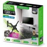 Suporte Full40 ELG Pro Articulado de Parede para TVs LED LCD PLASMA 3D 26 a 55