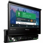 DVD Player Automotivo Pioneer AVH-Z7180TV TV Digital Tela 7 Bluetooth USB Android Auto
