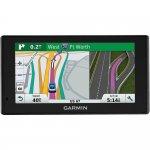 GPS Automotivo Garmin 6 com Mapa do Brasil 2020 e Conectividade com Smartphone
