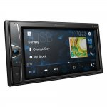 Multimídia Receiver Com Tela de 6.2 Touchscreen Bluetooth