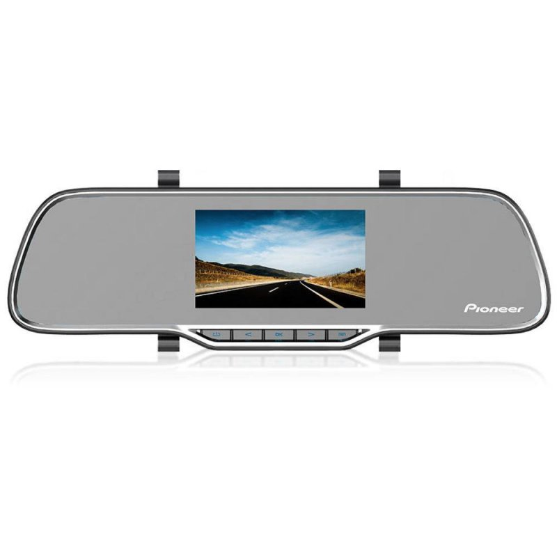 Retrovisor com Câmera Pioneer Dash Cam VREC-200CH Tela de 4,7