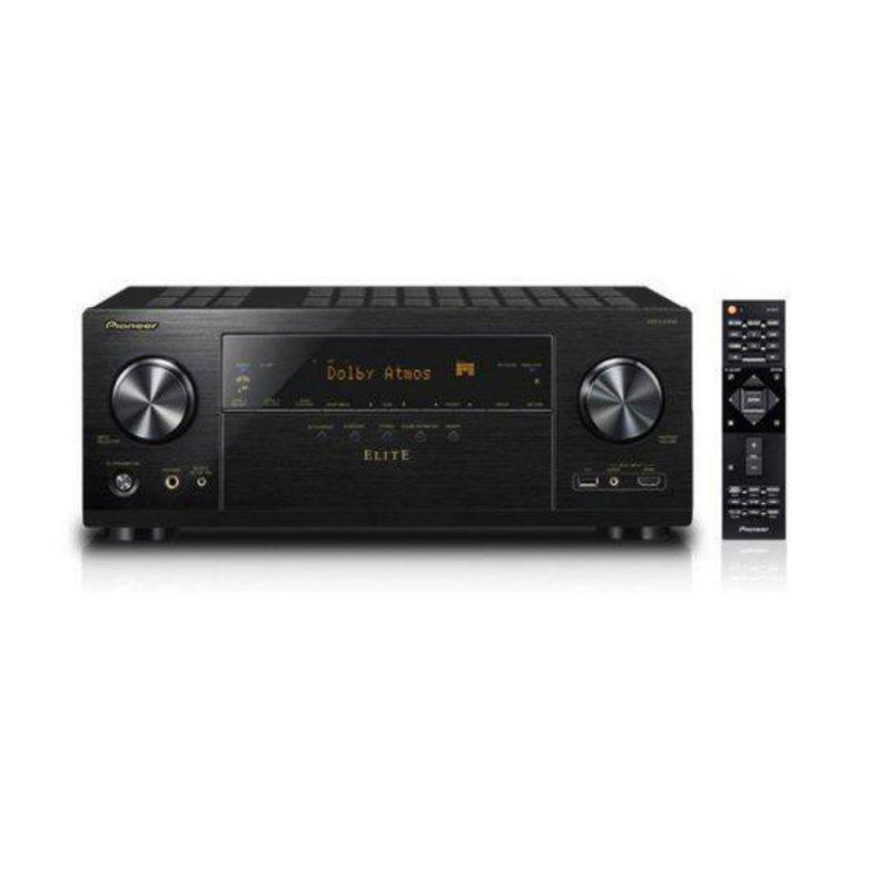 Receiver Pioneer Network 7.2 Canais 200W 8Ohms HDR10 com Dolby Vision 127V VSXLX303