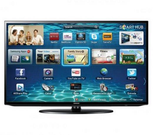447dda59f4c Televisores Samsung UN46EH5300GXZD - Compre Online