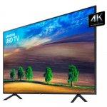 Smart TV Samsung LED 49 UHD 4K UN49NU7100GXZD Visual Livre de Cabos HDR Premium Tizen Wi-Fi 3 HDMI