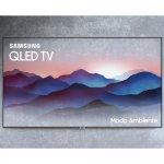 """Compare Smart TV Samsung QLED TV 55"""" UHD 4K QN55Q7FNAGXZD Única Conexão invisível Modo Ambiente"""