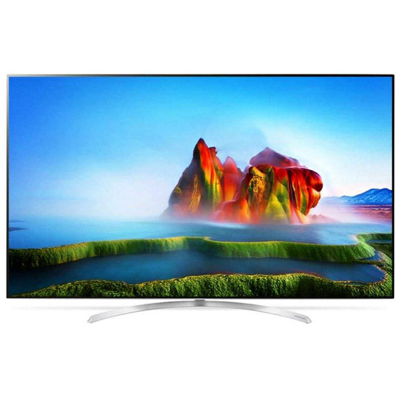 Smart TV 65 LG Super Ultra HD 4K 65SJ9500 HDR Ativo Wi-Fi webOS 3.5 Bluetooth 4 HDMI 3 USB