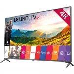 Smart TV 43 LG Ultra HD 4K 43UJ6565 HDR Ativo Wi-Fi webOS 3.5 Bluetooth 4 HDMI 2 USB