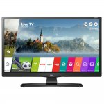 """Compare Smart TV Monitor LG 24"""" LED Wi-Fi webOS 3.5 DTV Time Machine Ready Bivolt 24MT49S"""