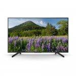 Smart TV Sony LED 49 UHD 4K KD-49X705F High Dynamic Range 3 USB 3 HDMI