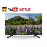 Smart TV Sony LED 55 UHD 4K KD-55X705F High Dynamic Range 3 USB 3 HDMI