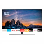 Smart TV Samsung QLED UHD 4K 55 QN55Q80RAGXZD Direct Full Array 8x HDR 1500