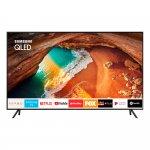 Smart TV Samsung QLED UHD 4K 49 QN49Q60RAGXZD Pontos Quânticos Modo Ambiente HDR 500