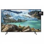 Smart TV Samsung 58 UHD 4K 2019 UN58RU7100GXZD Visual Livre de Cabos HDR Design Premium Tizen Wi-Fi