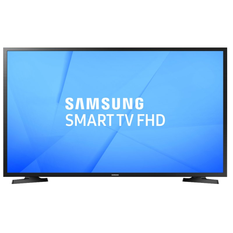 Smart TV Samsung Full HD 43 UN43J5290AGXZD Wide Color Enhance Plus ConnectShare Movie 2 HDMI 1 USB