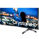 Samsung Smart TV Crystal 43 UHD 4K 2020 TU7000 Bluetooth Borda ultrafina Cinza