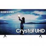 Smart TV Samsung 75 Crystal UHD 4K 2020 TU7020 Controle remoto único Livre de cabos e Bluetooth