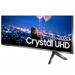 TV 82 Samsung Smart TV Crystal UHD 4K U8000 Borda ultrafina Design com Cabos escondidos