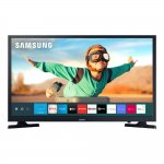 Smart TV Samsung 32 Tizen HD 2020 UN32T4300AGXZD Conversor Digital Wifi 2 HDMI 1 USB