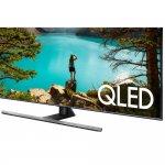 Smart Samsung TV 55 QLED 4K Q70T Modo Ambiente 3.0 Borda infinita Design com Cabos Escondidos