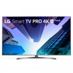 Smart TV LED 65 LG 65UK651C 4K Ultra HD com Wi-Fi 2 USB 4 HDMI Conversor Digital e IPS