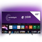 Smart TV LED Ambilight 65 Philips 65PUG6794/78 Ultra HD 4k com Conversor Digital HDMI USB Wi-Fi